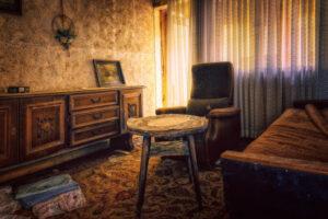 Entruempelung Wohnzimmer